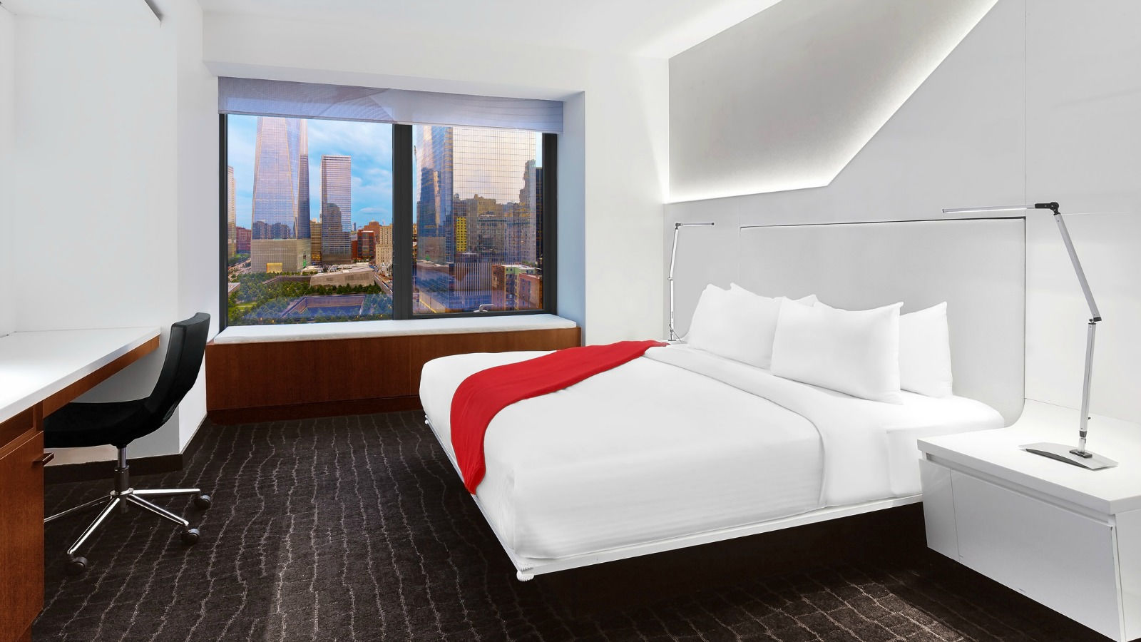 Spectacular King Guestroom | W New York - Downtown