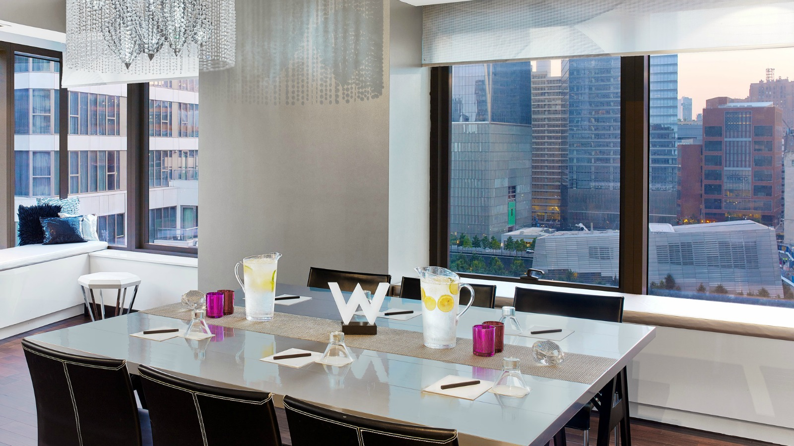 W New York - Downtown - NYC Meetings Private Dining