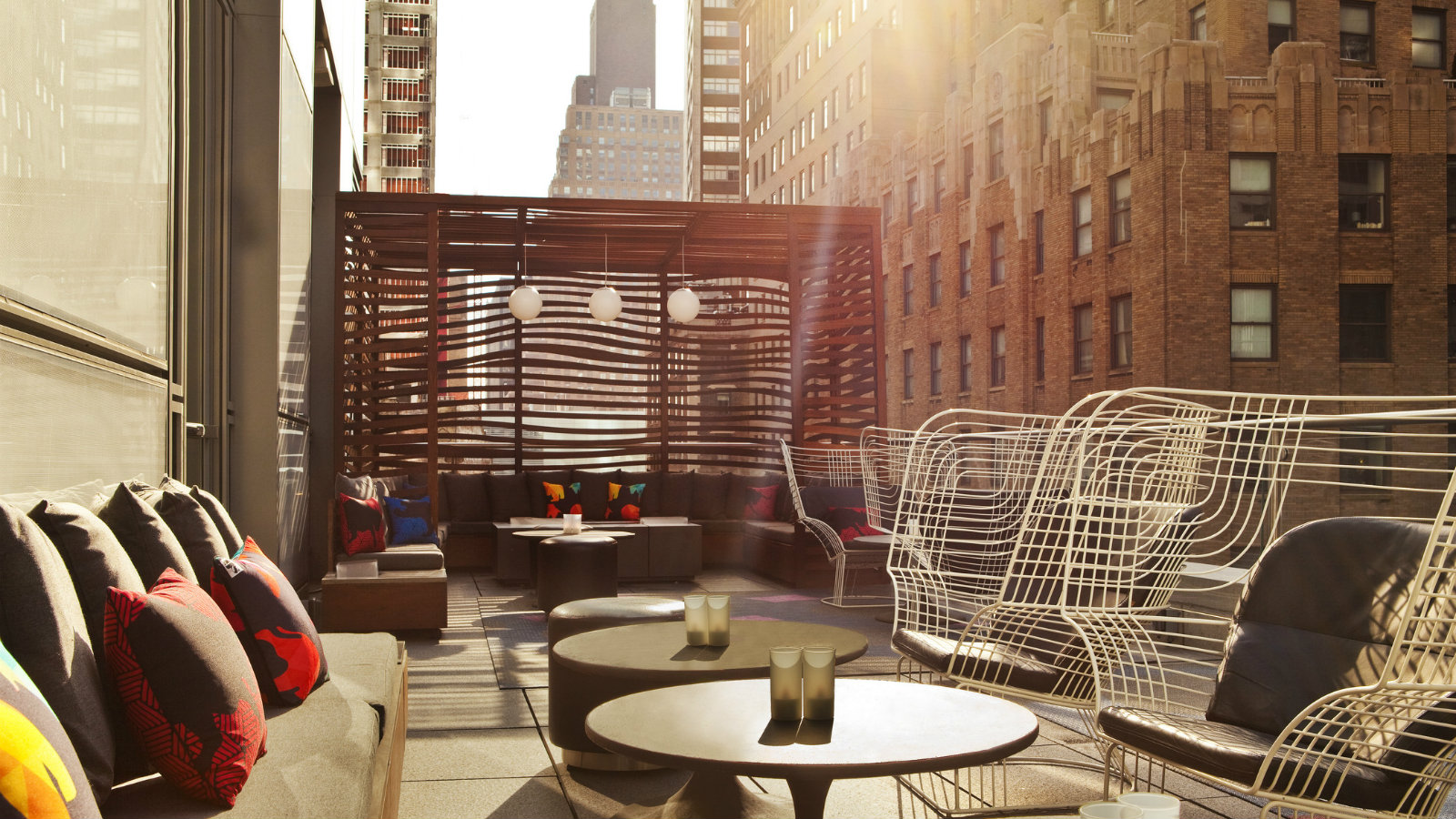NYC Meetings Terrace Event Space