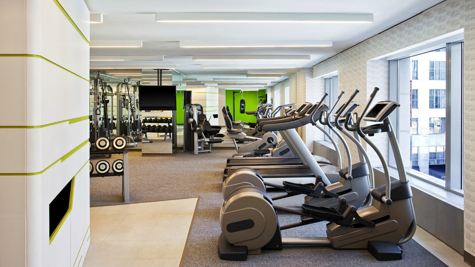 FIT® Gym | W New York - Downtown