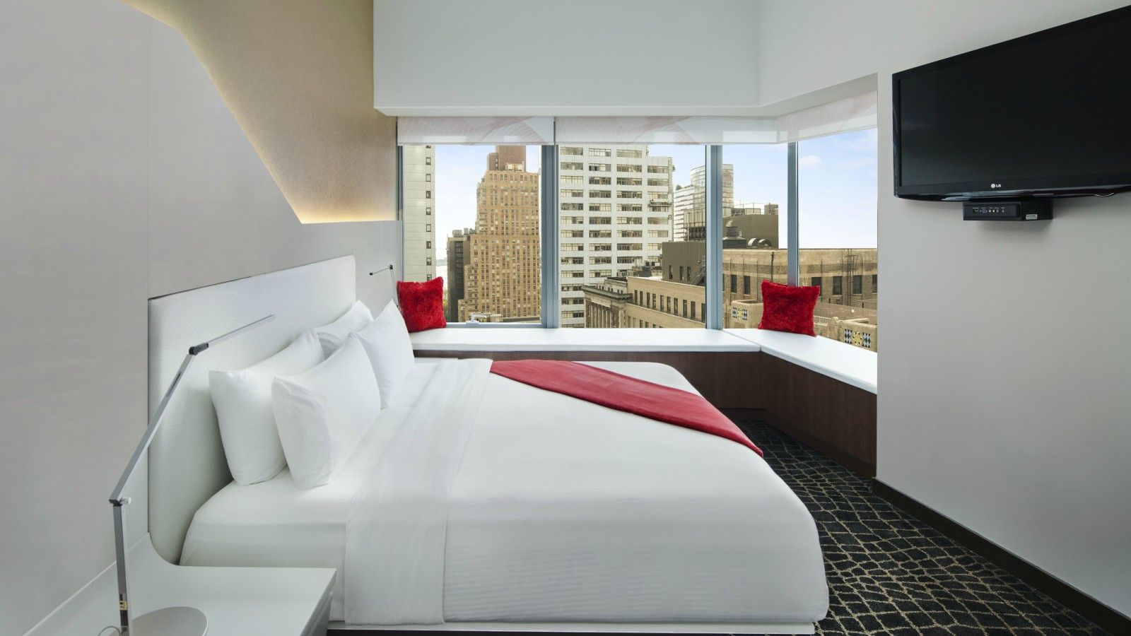 Cool Corner Room | W New York - Downtown