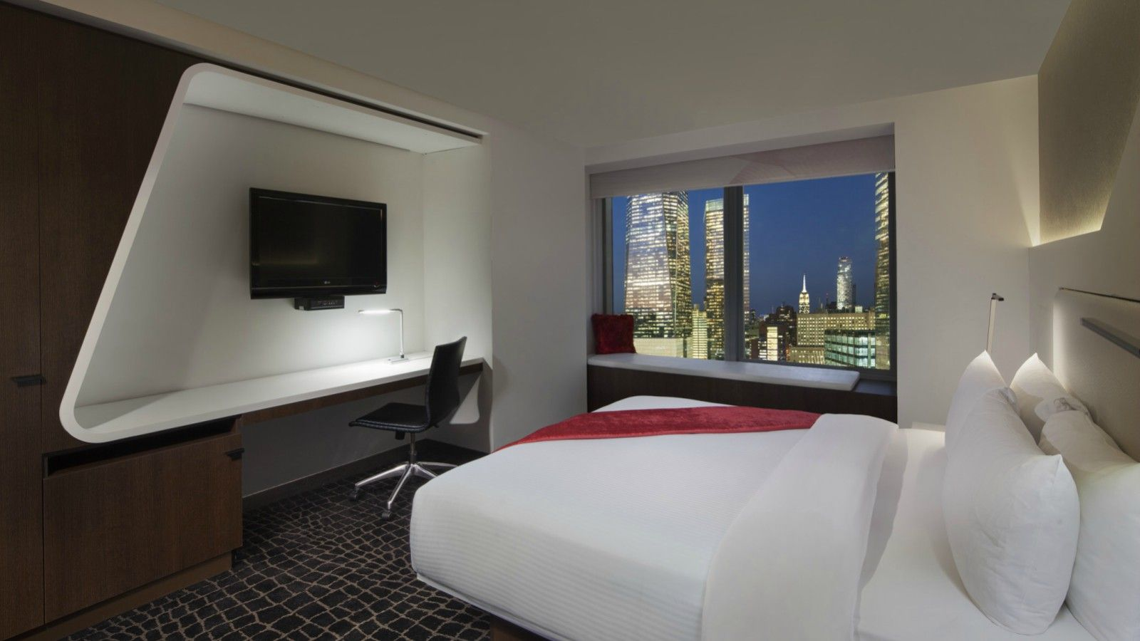 Hotels downtown nyc w new york downtown for City hotel design